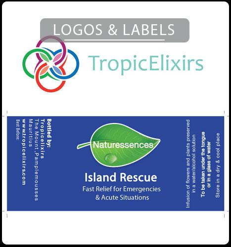 Logos and labels